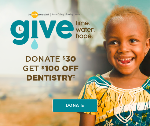Donate $30, Get $100 Off Dentistry - Marketplace Smiles  Dentistry and Orthodontics